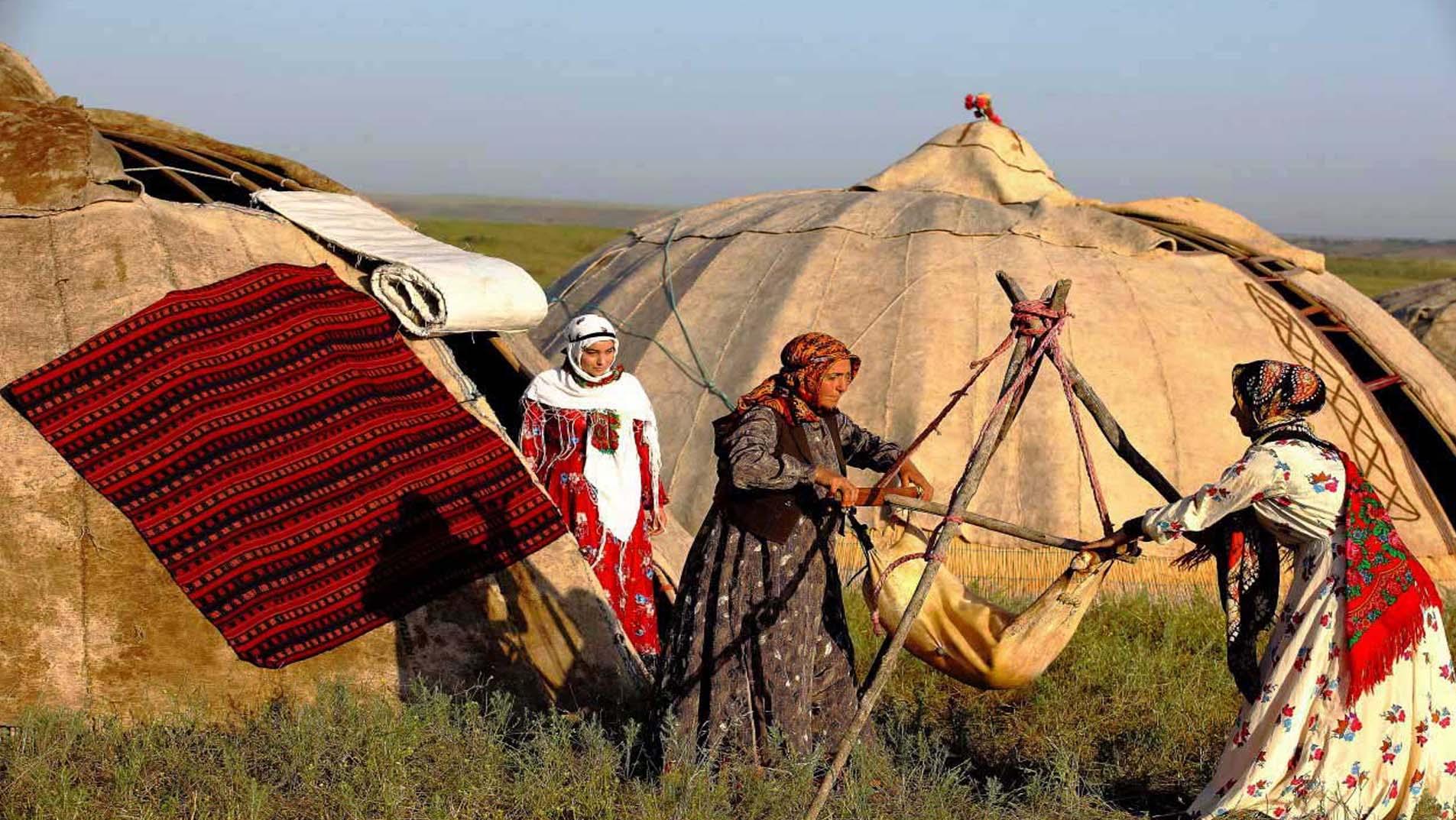 ایل شاهسون , عشایر مهربان آذربایجان
