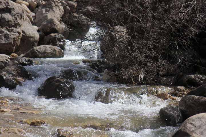 رودخانه های دربند