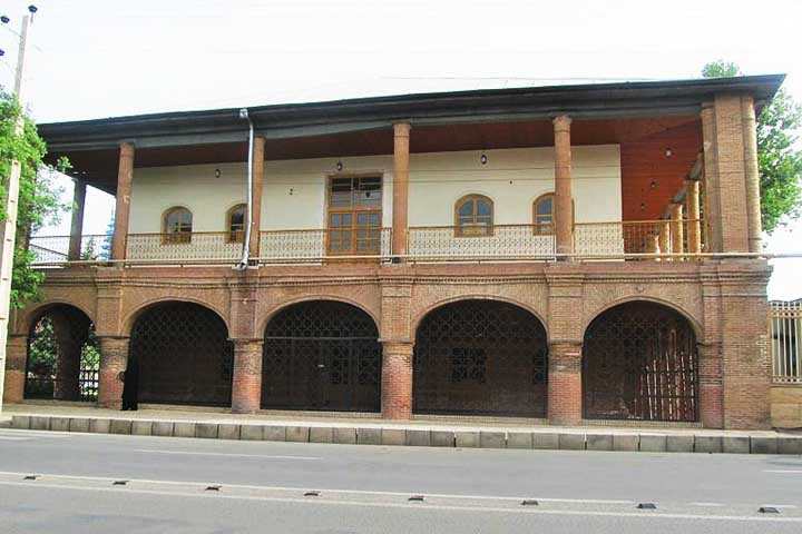 عمارت باغ سپهدار