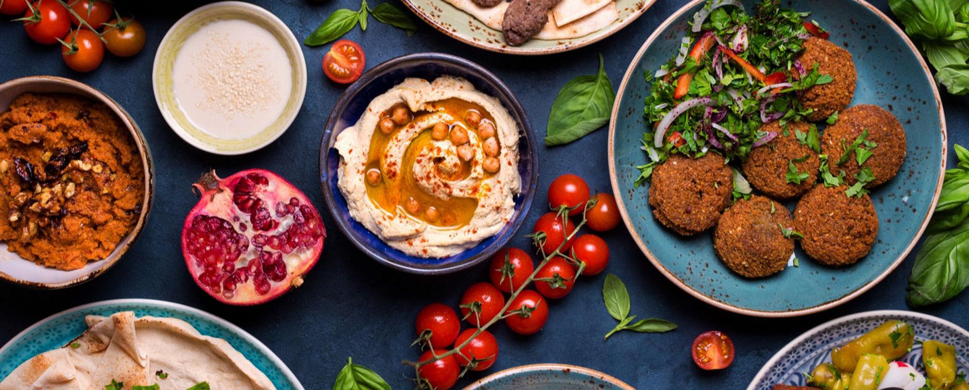 غذاهای دبی ، لذت مزه مزه کردن طعمهای خاص عربی
