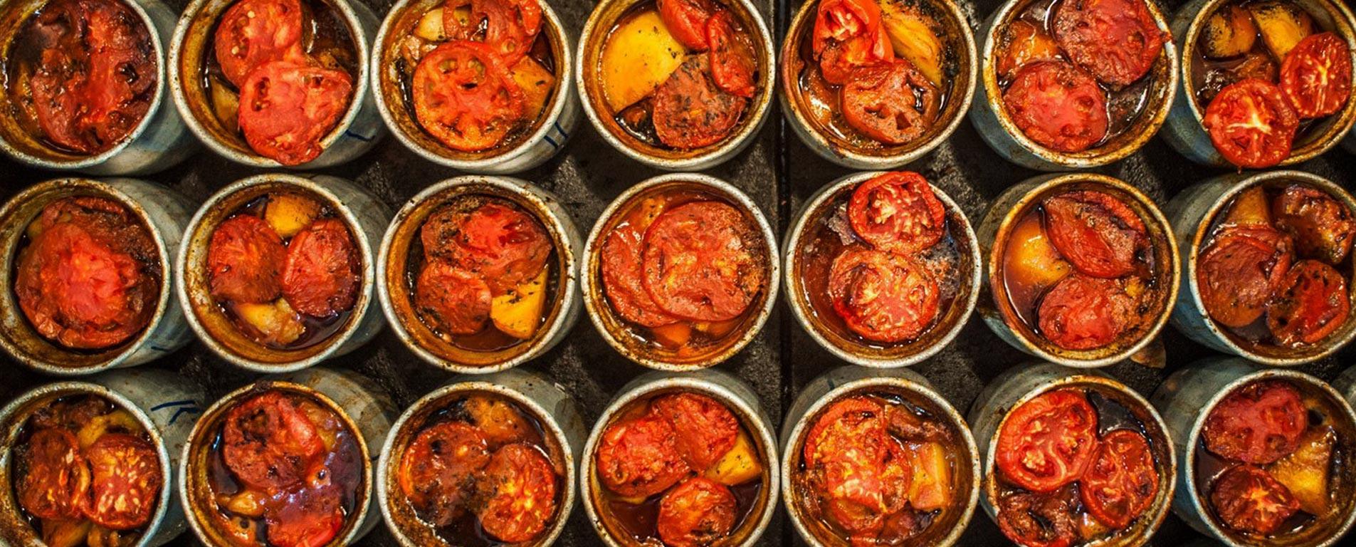 غذاهای کرمان ؛ میهمانی عطر و طعم