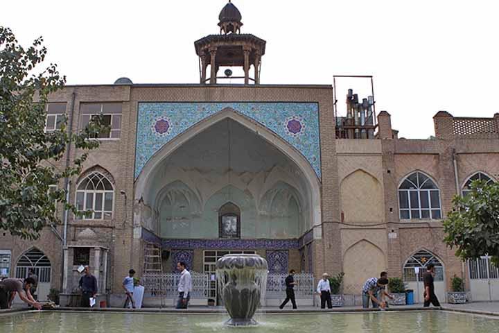 مسجد عتیق تهران