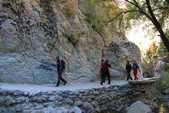 مسیر کوهنوردی | دربند تهران