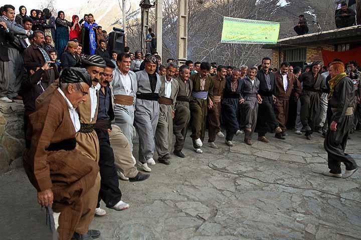 نوروز در کردستان
