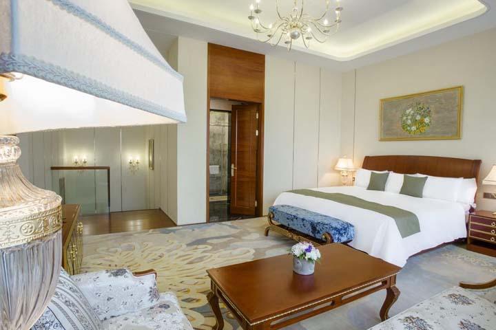 هتل پرفررنس هالینگ
