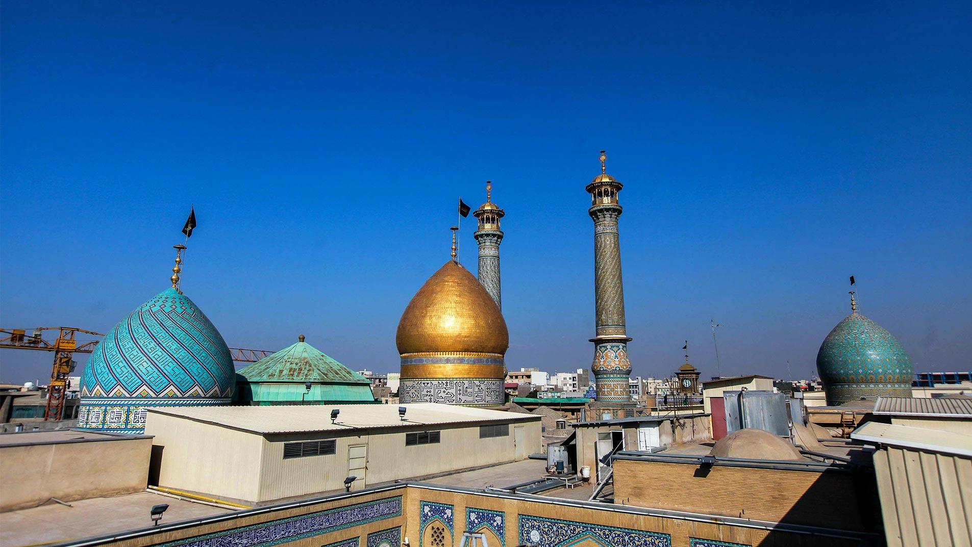 مکان های مذهبی تهران که باید حتما به آن سری بزنید