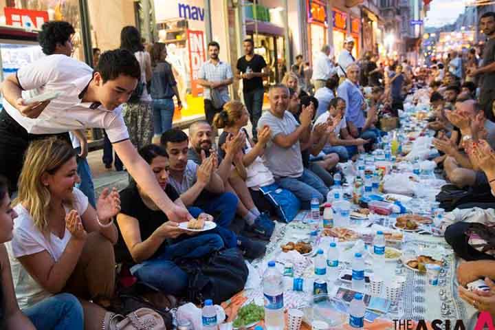 ماه رمضان در ترکیه
