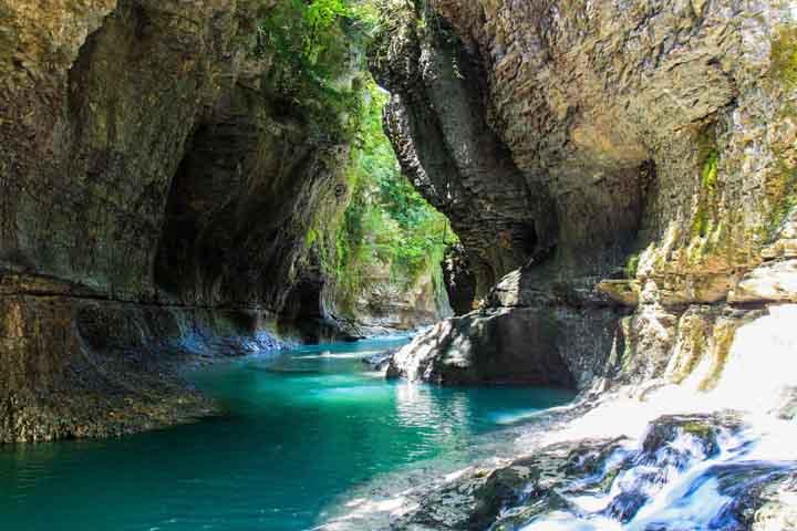 دره های مارتویلی | جاهای دیدنی گرجستان