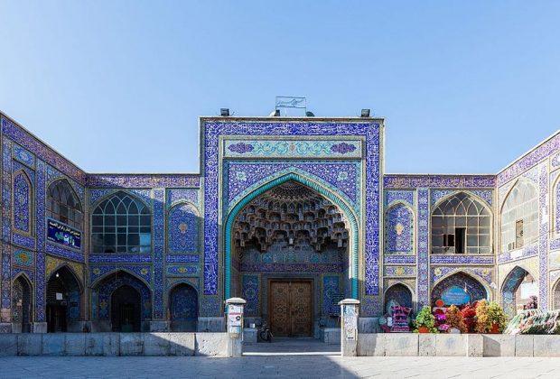 کاور مسجد سید