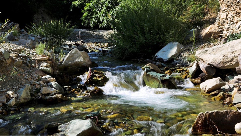 روستای آهار ؛ ییلاقی مملو از آب و آبشار
