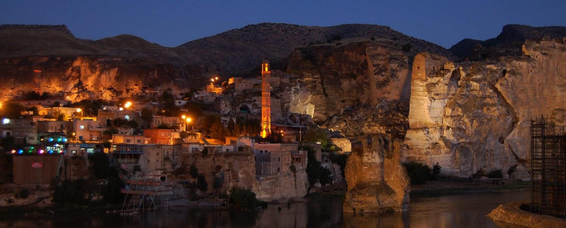 ارگ باستانی ترکیه