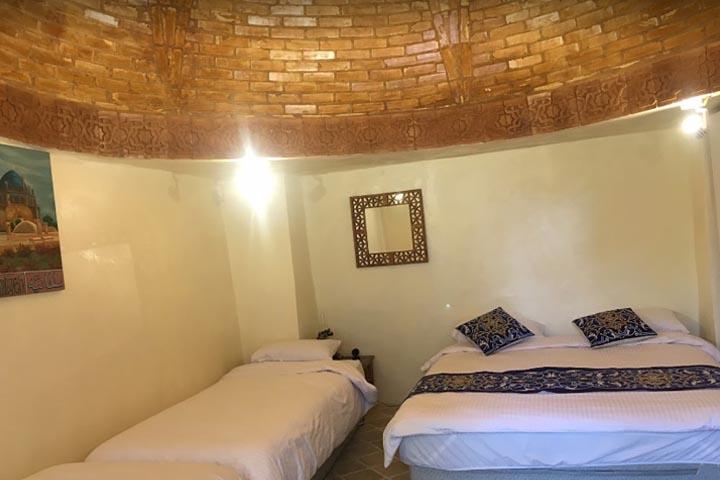 اقامتگاه سنتی ددمان