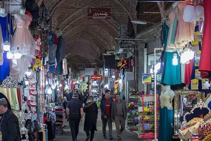 بازار قدیمی اردبیل