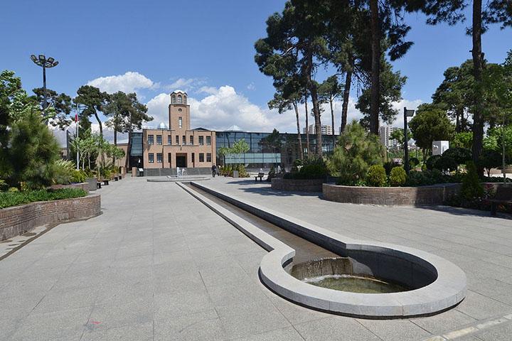 باغ موزه قصر | مکان های دیدنی تهران