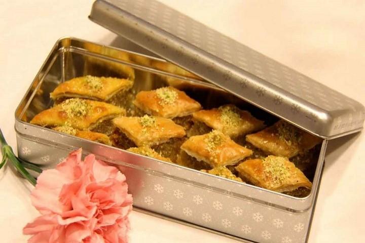سوغات ایران - باقلوا