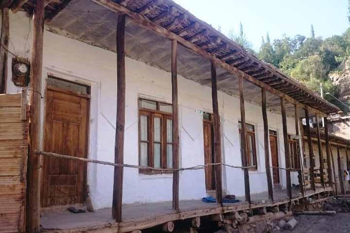 خانه روستایی الموت