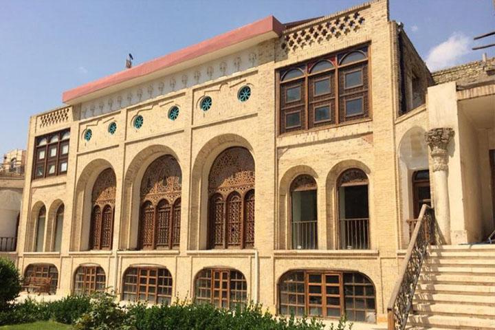 خانه کاظمی | جاهای دیدنی تهران