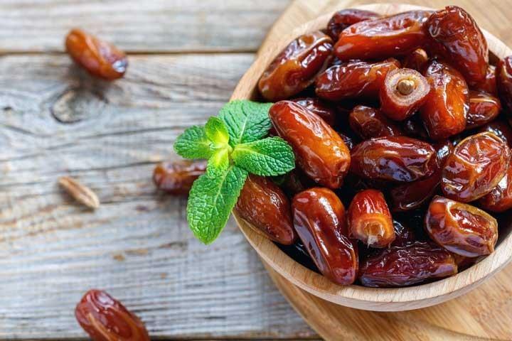 سوغات ایران -خرما