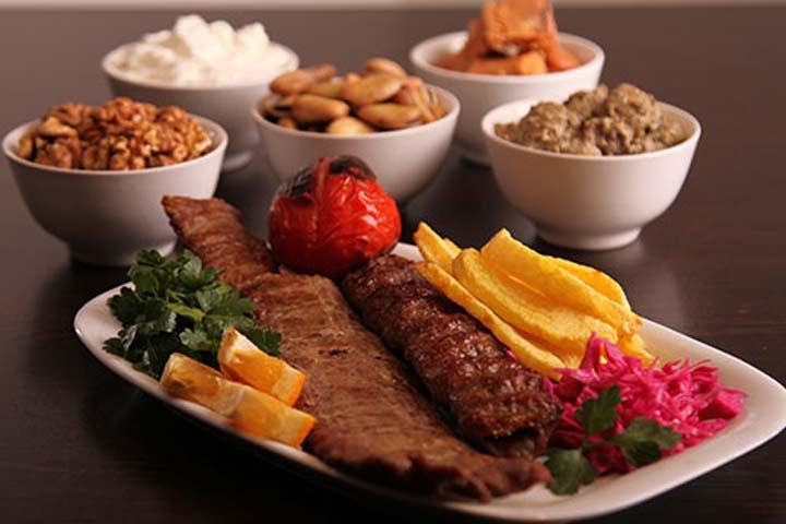 رستوران حاج مرتضی