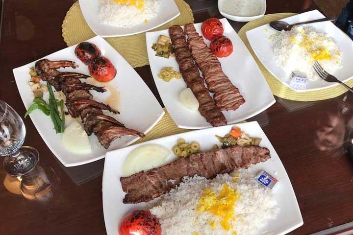 رستوران هزار پله | رستوران های گیلان
