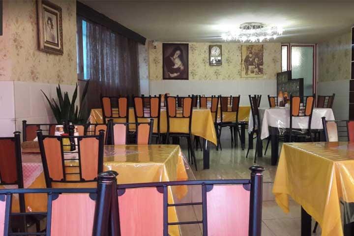 رستوران پلو
