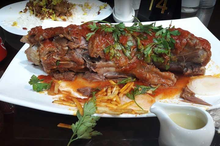 رستوران کرمانی | رستوران های قزوین