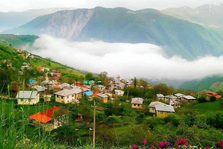 روستای فیلبیلند