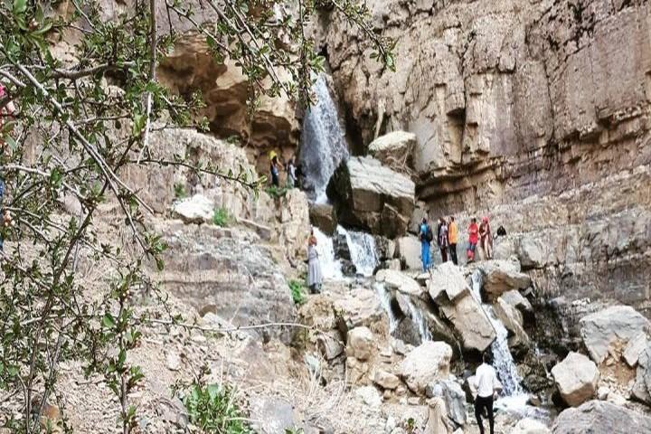 روستای وردیج - آبشار