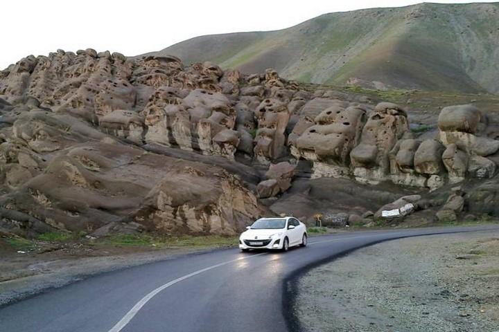 روستای وردیج - تابستان