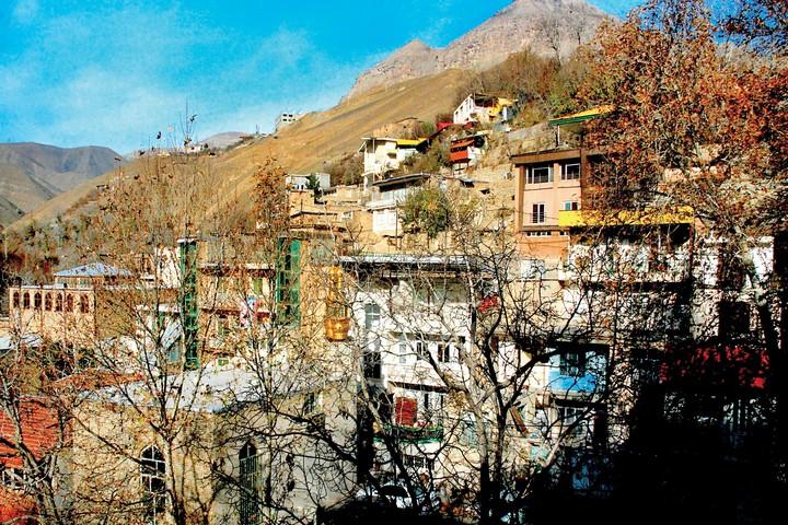 روستای وردیج - داخل روستا