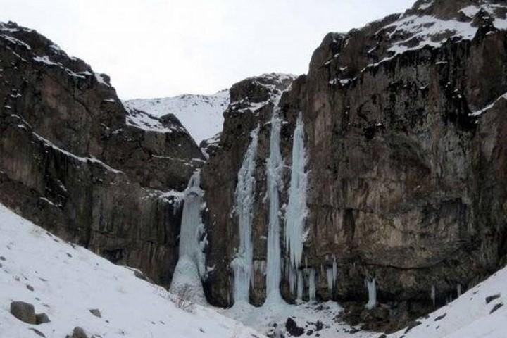 روستای وردیج - زمستان