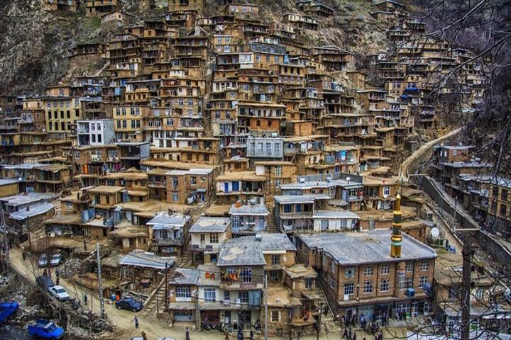 روستای وریدج - واریش