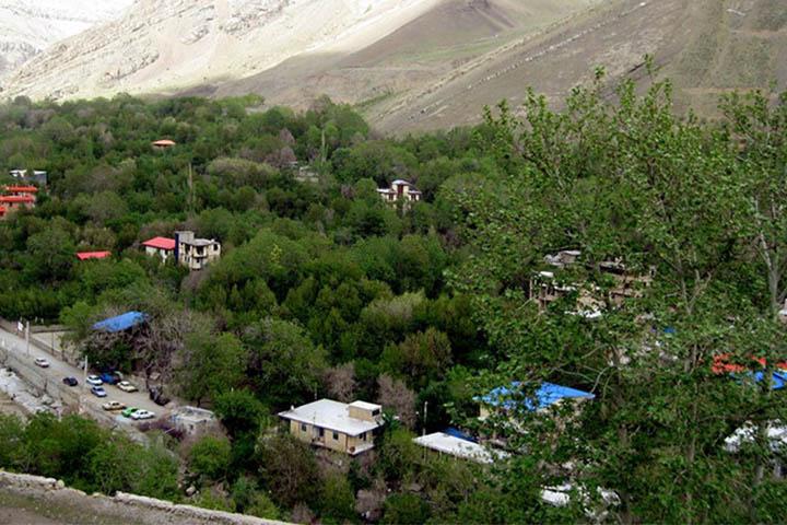 روستای کن | مکان های دیدنی تهران