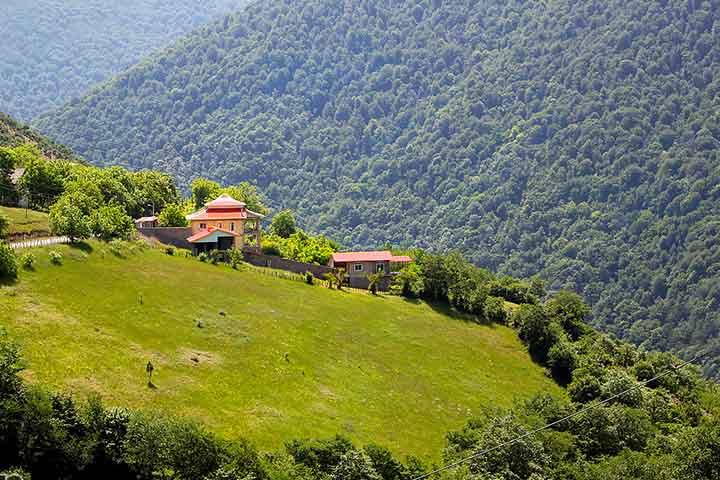 روستای ارده