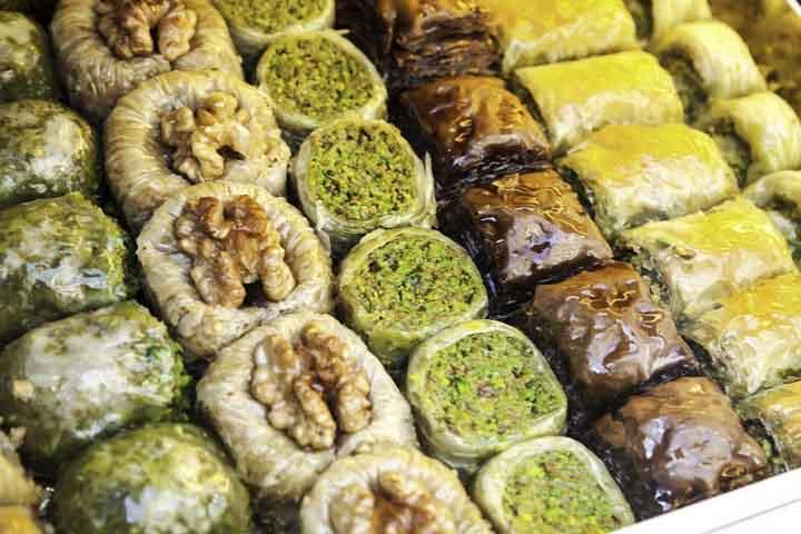 شیرینی استانبولی | سوغات استانبول