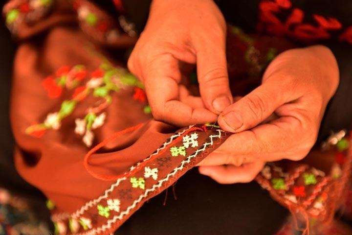 صنایع دستی قوم بلوچ