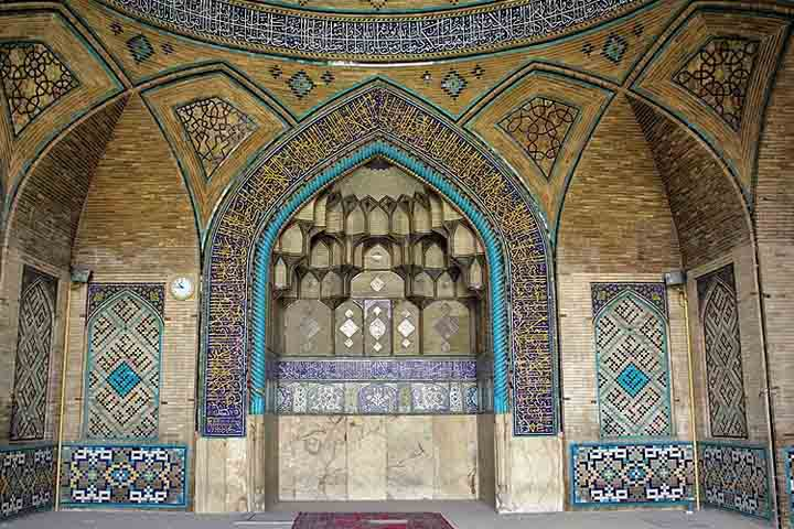 محراب مسجد