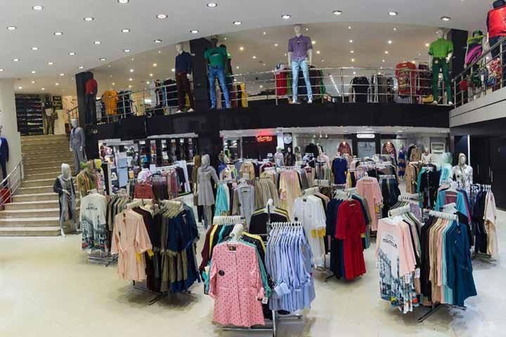 مرکز خرید رز رشت