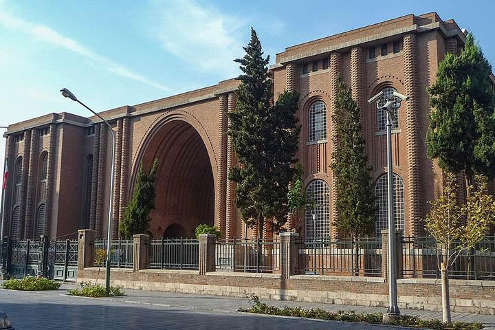 موزه ملی ایران | نقاط دیدنی تهران