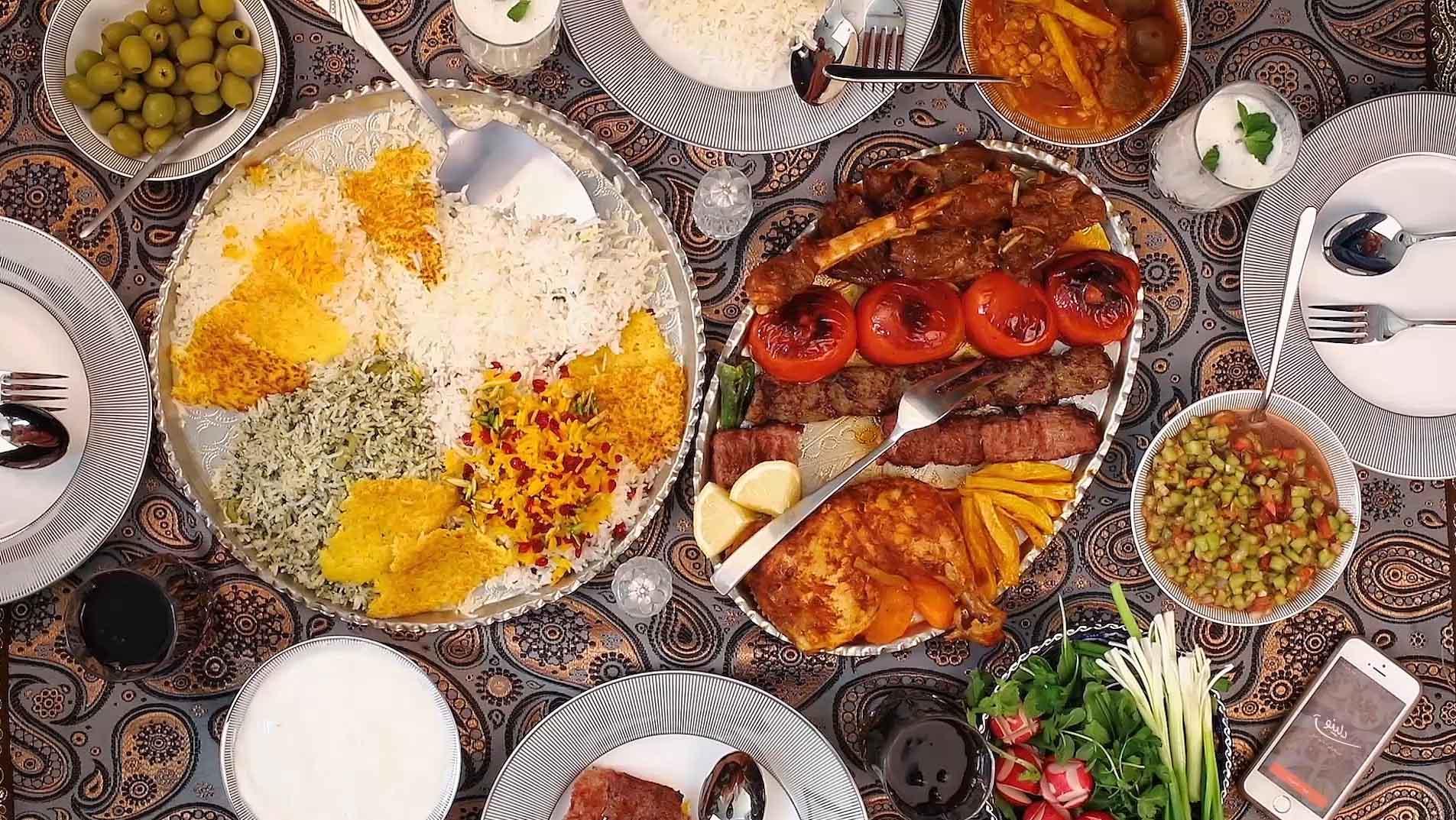 رستوران های زنجان ؛ طعمهای بینظیر از ایران تا استانبول