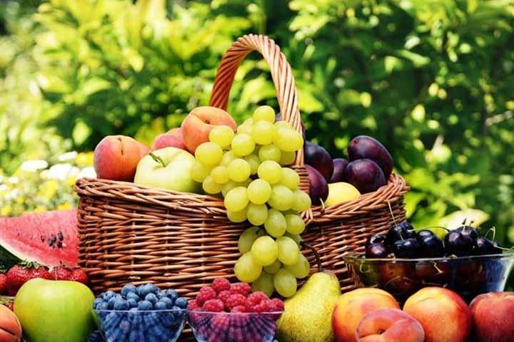 میوه قزوین