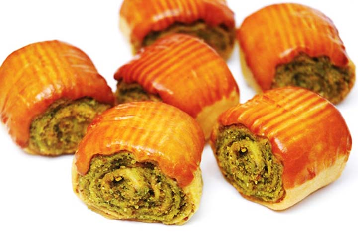 نان نازک | سوغات قزوین