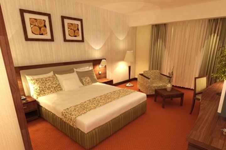 هتل آزادگان | هتل های کرمانشاه
