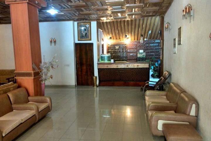 هتل سروش | هتل های کرمانشاه
