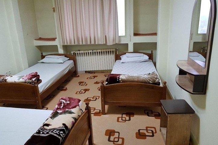 هتل سپهر | هتل های زنجان