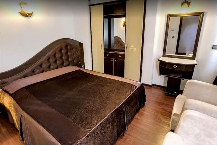 هتل کادوس | هتل های رشت