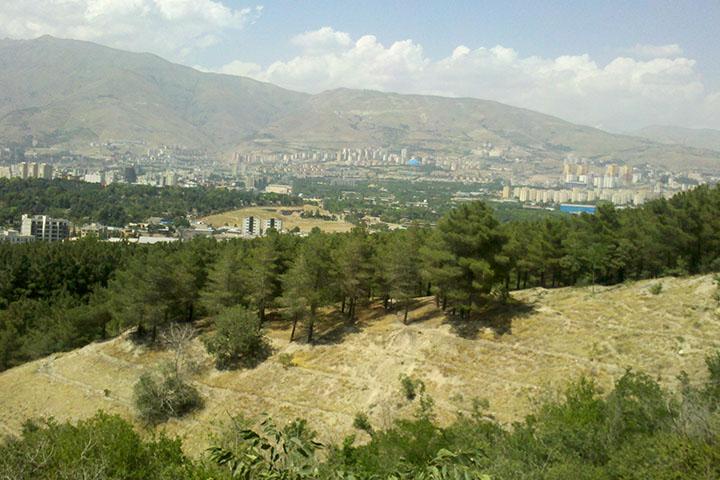 پارک جنگلی لویزان | مکان های دیدنی تهران