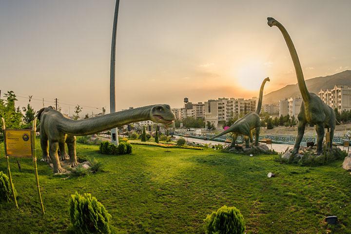 پارک ژوراسیک | جاهای دیدنی تهران