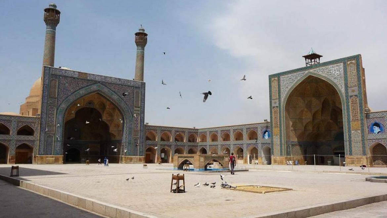 مسجد حکیم اصفهان ؛ مسجدی بینظیر در دل اصفهان زیبا