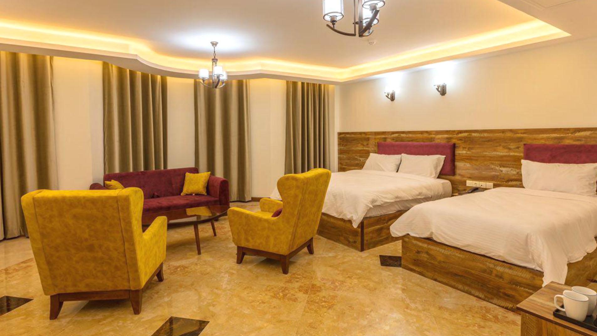 هتل های زنجان ، برای اقامتی آسوده در بهشت کشفنشده توریستها
